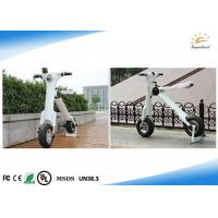 Wholesale High Speed Folding Electric Scooter 30-35 Km Running Range With Big Led Lamp from china suppliers