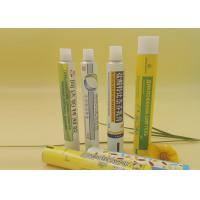 Wholesale Pure Collapsible Aluminium Tubes , Medicine Ointment  20g Tube Laminate from china suppliers