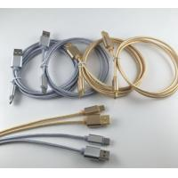 Wholesale type c cable QC2.0 QC3.0 TYPE C TO TYPE C cable from china suppliers