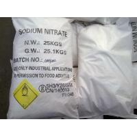 Wholesale White Fine Crystal  Soda Niter / Nitric Acid / Sodium Saltpeter NANO3 from china suppliers