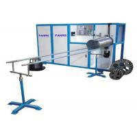Wholesale Fully Automatic Aluminum Steel Wire Rolling Spiral Duct Machine 45 m / Min Speed from china suppliers