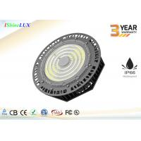 Buy cheap 9000-10000LM 100w Led UFO High bay Light Philips 3030 Chip , Aluminum Material from wholesalers