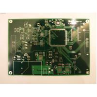 Wholesale 1 - 12 Layer Gold Ginger and HASL PCB board CEM-1 / 2 / 3 ROHS compliant from china suppliers