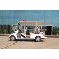 Wholesale Road Legal Six Passenger Electric Golf Cart Club Car With Light / Safty Belt from china suppliers