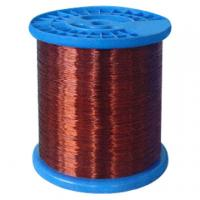 Wholesale Class130C / 180C Enameled Aluminium Round Wire for generator, inductive coil from china suppliers