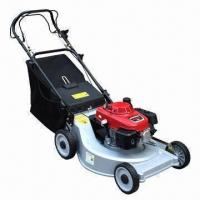 Wholesale 22-inch Self-propelled Lawn Mower with Aluminum Deck and Honda Engine  from china suppliers