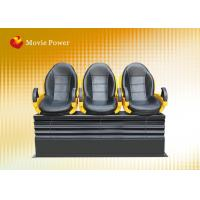 Wholesale 6 DOF Electric Platform XD Theatre 7D Cinema Equipment Blow Water To Face from china suppliers