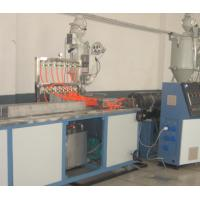 Wholesale Automatic Plastic Extrusion Machine High Intensity With Plastic Composite Profile from china suppliers