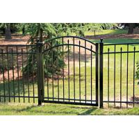 Wholesale Garden gate Aluminum swing gate fence gate from china suppliers