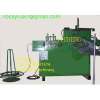 Buy cheap Iron Wire Hanger Making Machine from wholesalers