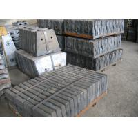 Wholesale Checked by UT Test Cr-Mo Alloy Steel Mill Liners Mine Mill / Cement Mill / Coal Mill Hardness HRC33-42 Shot Blasting from china suppliers
