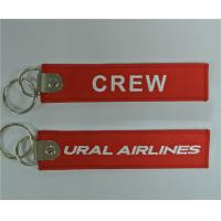 Wholesale Crew Ural Airlines Personalized Promotional Key Tags Fobs Wholesale from china suppliers