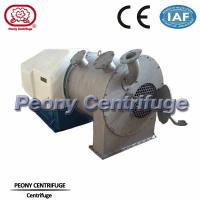 Wholesale Model PP Basket Centrifuge Two Stage Pusher Centrifuge for EPS Dewatering from china suppliers