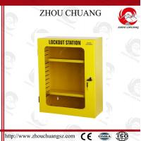 Quality Useful Safety INTEGRATED HIGH-CLASS LOCKOUT STATION Used For Padlock for sale