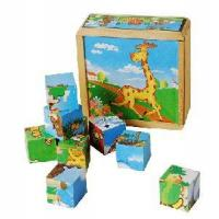 Wholesale Wooden Block Puzzle from china suppliers