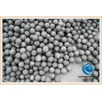 Wholesale Long service life forged steel grinding media balls , ball milling media from china suppliers