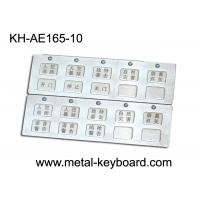 Wholesale Rugged Metal Access Control System metal keypad 10 Keys and LED Light from china suppliers