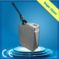 Wholesale 650nm Laser Freckle Wrinkle Remover Machine , Medical Q Switch Laser Tattoo Removal from china suppliers