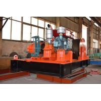Wholesale 10t diesel engine power winch for constructing industry explosion Proof lifting winch from china suppliers