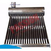 Food Grade Pre Heated Solar Water Heater Commercial Various Capacity