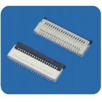 Wholesale 0.5mm pitch flip FFC/FPC connectors,right angle from china suppliers
