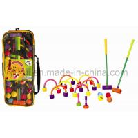 """Wholesale Colorful Baby Toys - 23""""Croquet Set from china suppliers"""