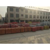 Wholesale Galvanized temporary safety fence manufacturer,industrial safety fence,temporary modular fencing from china suppliers