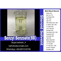 Buy cheap Homebrew Steroid Solvents Benzyl Benzoate(BB) For Steroids Conversion Oil CAS 120-51-4 from wholesalers