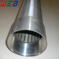 Wholesale Water Well Casing Screen For Oil Well Drilling from china suppliers