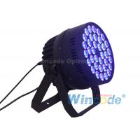 Wholesale 36*10W RGBW Indoor LED Par Light / Party Event Stage Show Wall Wash Led Par Lamps from china suppliers