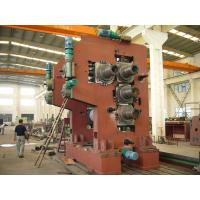 Wholesale Soft / Rigid PVC Calender Machine 4 Roll For Flex Banner Customized Width from china suppliers