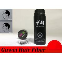 Wholesale OEM 15 Colors Hair Enhancement Fibers , Hair Thinning Concealer from china suppliers