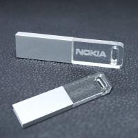 Wholesale Encrypted Secure Crystal USB Flash Drive Necklace Jewelry Custom from china suppliers