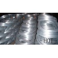 Wholesale Binding Electro-galvanized Wire , 1.2 MM Roll Hot - Galvanized Wire from china suppliers