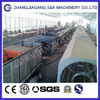 Wholesale 75mm Tube Extrusion Machine Single Screw Extruder 38CrMoAlA CE from china suppliers