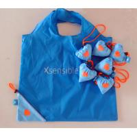 Wholesale foldable strawberry nylon shopping  bag from china suppliers