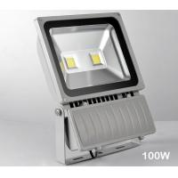Wholesale Aluminum Exterior Led Flood Lights EPISTAR 110LM/W 6000K - 6500K from china suppliers