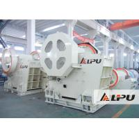 Wholesale Even Output Rock Jaw Crusher / Stone Crushing Machinery Outlet Size 100-220mm from china suppliers