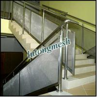 Wholesale Anping Metal mesh for stair protective mesh from china suppliers