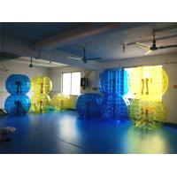 Wholesale Kids / Adults Inflatable Soccer Bubble Ball With Urable Plato TPU from china suppliers