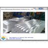 Buy cheap Corrugated Aluminum Ridge Tile Embossed Aluminium Sheet 0.5 mm Thickness from wholesalers