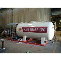 Wholesale 20000L LPG Gas Storage Tank 20m3 Filling Station 10 Ton With Double Nozzle Dispenser from china suppliers