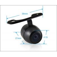 Wholesale Reverse camera Wireless car camera 2.4G wireless  mini butterfly camera 15mm distance line rear view camera from china suppliers