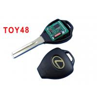 Wholesale Automotive Car Key Shell Lexus Toy48 Electronic 4d Copy Chip Key from china suppliers