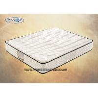 Wholesale White Color Tight Top Mattress , Roll Up Vacuum Compressed Memory Foam Mattress from china suppliers
