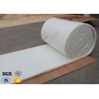 Wholesale 25mm High Silica Glass Fiber Mat for Engineered Thermal Insulation Barriers from china suppliers