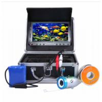 Buy cheap Custom 700 TVL Mini Ice Fish Finder Camera With HD Color Monitor , 7''color digital screen from wholesalers