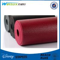 Wholesale Comfortable Rubber Custom Yoga Mats Eco - friendly with Yoga Bag 61 x 183 cm from china suppliers