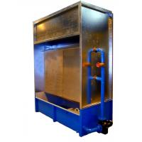 Wholesale tailormade industrial spray booths/powder coating production line from china suppliers