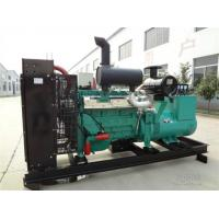 Buy cheap Large Capacity Fuel 125kva Diesel Generator With Multiple Inlet / Exhaust from wholesalers